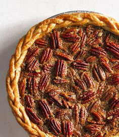 Try our take on Louise Piper's winning pie at the 2011 Iowa State Fair. Old-Fashioned Pecan Pie—yes please!