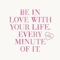 Be in love with every minute of your life. ❤ ❤  http://carolineemartin.arbonne.com ID:441279362  #livelaughlovelife #loveyourself #bethankfuleveryday #instalike #dowhatyoulove #bekindtooneanother #enjoyeverymoment
