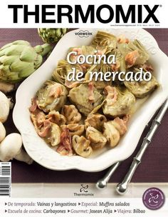 Revista thermomix nº53 cocina de mercado