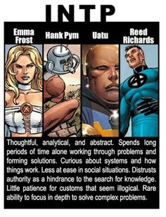 Marvel Heroes Discover Their Personality Types - But Which are You?   moviepilot.com