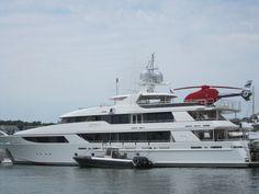 "Another, Oprah's Yacht Vango | VanGo"" Mega yacht- Vineyard Haven (Oprah Winfrey rumored to be owner)"