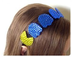 DYI Pac-Man Headband from Set to Stunning