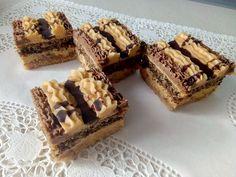Duplán diós sütemény, ezzel az édes krémes finomsággal mindenkit elbűvölhetsz!