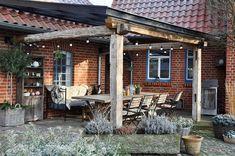 Corner Garden, Balcony Garden, Happy New Home, Garden Illustration, Lounge, Outdoor Living, Outdoor Decor, Patio Roof, Back Gardens