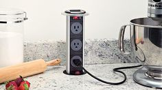 Kitchen Power Grommet