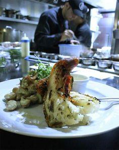 Cola de langosta | Recomendado de Daniel ! Www.daniel.com.co #restaurante #bogota
