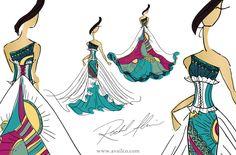 Dreaming of a Fantasy Wedding Dress!