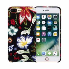 Embroidery Nice iPhone 7 Plus Leather Case Wholesale Phone Cases, Mobile Phone Cases, Iphone 7 Plus Cases, Other Accessories, Email Marketing, Leather Case, Artworks, 3d, Embroidery