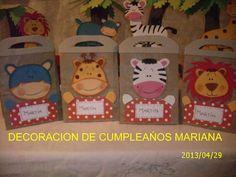 cumpleaños animalitos de la selva Jungle Book Party, Jungle Theme Birthday, Safari Theme Party, 1st Birthday Party Themes, Farm Birthday, Circus Party, Diy Birthday, Baby Deco, Ideas Para Fiestas