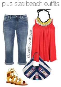 9c59208ef4d3 5 plus size beach outfits to wear this summer - Page 5 of 5