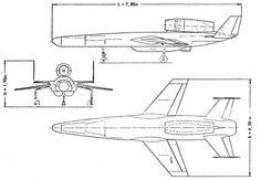 Luft Angriffs RPV。ドイツに拠点を置くVFW-Fokkerなる航空機メーカーで1970年代に研究されていたRPV(遠隔操縦無人機)の一つ。BL755なるクラスター爆弾などを搭載して有人爆撃機の代行などを考慮される。