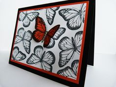 Stampin Up Best of Butterflies by rainyboxcrafts - Cards and Paper Crafts at Splitcoaststampers
