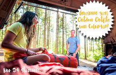 Gewinne ein komplettes Outdoor Outfit von Columbia!