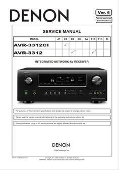 13 Best Denon AVR images in 2019   Hifi audio, Audio, High