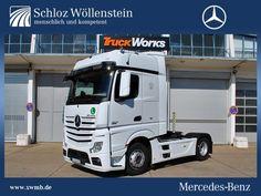 Lkw Angebot Mercedes-Benz 1845 LS