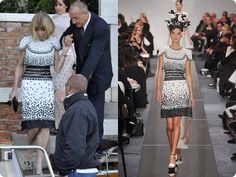 Анна Винтур (Anna Wintour)+Chanel spring 2009 couture