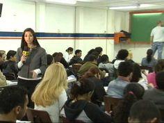Clipping Erika Gentille Melhor aluna de SP no ENEM.