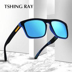91ab84a8f6e Sports Polarized Sunglasses Men Square Outdoors Coating Mirror Brand  Designer Sun Glasses For Women Driving Fishing
