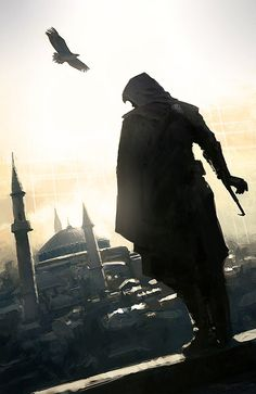 Assassin's Creed Revelations concept art.