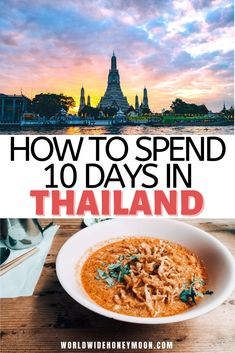This is the best 10 Day Thailand Itinerary | Thailand in 10 Days | Thailand Trip | Thailand 10 Day Itinerary | Things to do in Thailand | Places to Visit in Thailand | Best Thailand Islands | Best Beaches in Thailand | 10 Days in Thailand Itinerary | 10 Days in Thailand Packing List | Thailand Travel Tips | Thailand Travel Destinations | Thailand Honeymoon Itinerary | Asia Destinations China Travel, India Travel, Japan Travel, Thailand Honeymoon, Thailand Travel Guide, 10 Days In Thailand, Koh Tao, Southeast Asia, The Best
