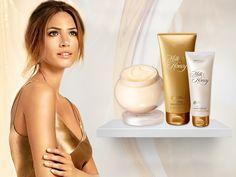 Milk and Honey Gold. Exoliante, crema de manos y Crema nutritiva Cuerpo-