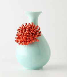Ceramic vase from Anthropologie