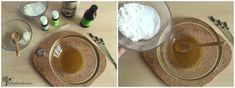 Így készíts természetes krém dezodort házilag - CREALEXIA Doterra, Latte, Tableware, Diy, Food, Candy, Dinnerware, Bricolage, Tablewares
