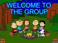 Welcome to the Group Welcome Pictures, Welcome Images, Welcome New Members, Welcome To The Group, Peanut Pictures, Interactive Facebook Posts, Welcome Quotes, Snoopy Cartoon, Black Phone Wallpaper