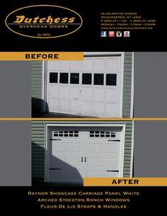 Dutchess Overhead Doors, Inc. Provides Service U0026 Garage Door Installations  In Rhinebeck, Red