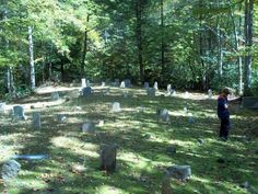 Old Elkmont Cemetery. Great Smoky Mtns, TN photo by tami grimes