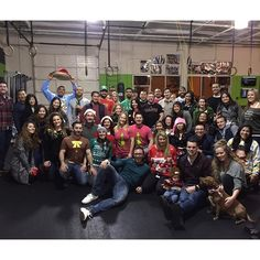 """HGX holiday party 2015. #homegrowncrossfit #gym #HGXFIT #gym #sancarlos #sancarlosfit"" Photo taken by @hgxfit on Instagram, pinned via the InstaPin iOS App! http://www.instapinapp.com (12/12/2015)"