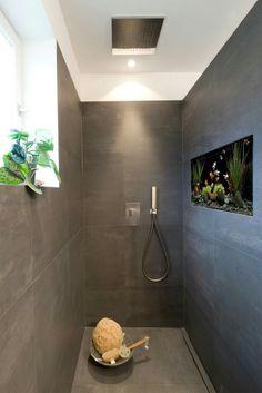 58 Besten Gemauerte Duschen Bilder Auf Pinterest Bathroom