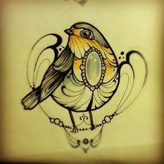 Pretty Robin