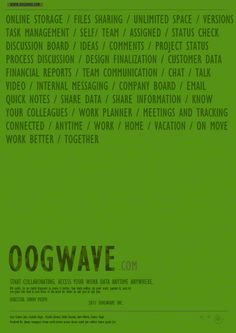 About Oogwave.