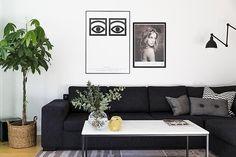 Vardagsrum - Katarina | Hemnet Inspiration