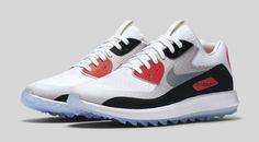 The Nike Air Zoom 90 IT Infrared For The Golf Course Is Coming Soon