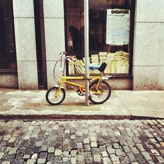 Yellow Chopper