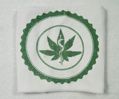 Medical Marijuana Weed Dispenser Abstract Tank Top Clothing Mens XL Custom Made #FruitoftheLoom #GraphicTee