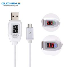 Mobile Phone Cables OUDNEAS 1m Micro USB Data Syn Charging Cable Digital Indicator For Samsung Xiaomi Huawei Sony HTC Android Phone Universal Cable -- This is an AliExpress affiliate pin.  Find out more on AliExpress website by clicking the image