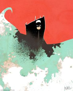 Batman by Chris Gugliotti