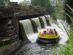 My favorite ride at Alton Towers--Congo River Rapids. Alton Towers Rides, Congo River, Thorpe Park, Travel Collage, British Travel, Amusement Park Rides, Fun Fair, Family Days Out, Holidays With Kids