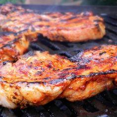 Marinade pour côtelettes de porc au four