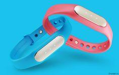 Xiaomi представила браслет Mi Band 1S | Droider.ru