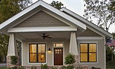 A Houze house, one of the affordable homes with no energy bills being built in Houston