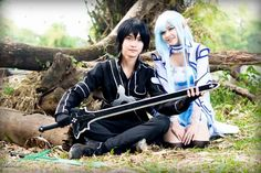 #OtakuExpo2015, #AramKazama Origin: Sword Art Online Cosplaying as Kirito  (c) Fritz Taquiqui Photography