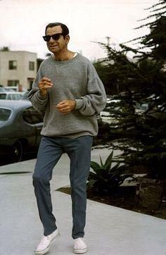 Walter Matthau - the ORIGINAL hipster. :D