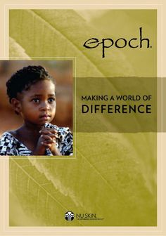 Catalogye of Epoch Products Agent Of Change, Social Entrepreneurship, Epoch, Business Entrepreneur, Stress Management, Business Opportunities, Aromatherapy, Nu Skin, Little Ones