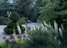 Agapanthus Gardens - Grigneuseville - Normandy   Alexandre Thomas - Landscape Architect