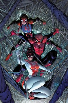 AMAZING SPIDER-MAN: RENEW YOUR VOWS #1 GERRY CONWAY (W) • RYAN STEGMAN (A/C) Variant Cover by ADAM KUBERT