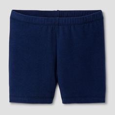 Girls' Tumble Shorts Cat & Jack - Blue XS